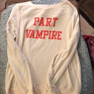 Wildfox Halloween Collection Sweatshirt